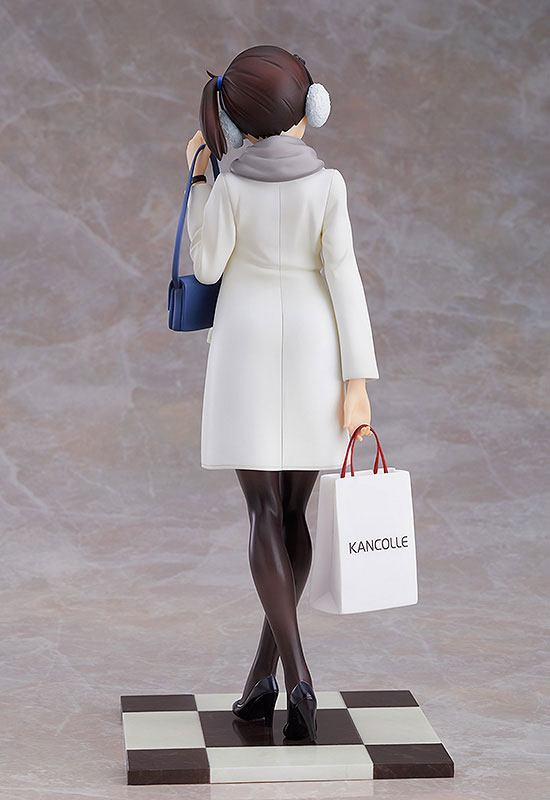 Statuette Kantai Collection Kaga Shopping Mode 21cm 1001 Figurines (4)
