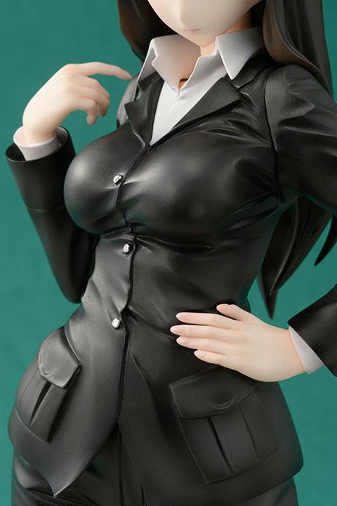 Statuette Girls und Panzer das Finale Shiho Nishizumi 24cm 1001 Figurines (6)