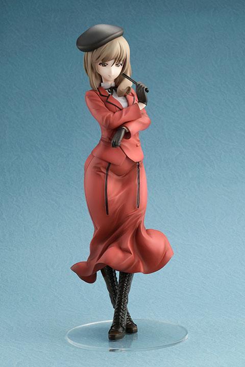 Statuette Girls und Panzer das Finale Chiyo Shimada 24cm 1001 Figurines (1)