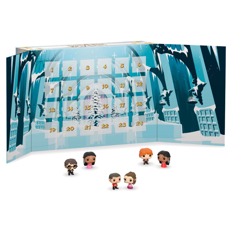 Calendrier de l´avent Harry Potter Wizarding World 2019 Funko Pocket POP!  1001 figurines 2