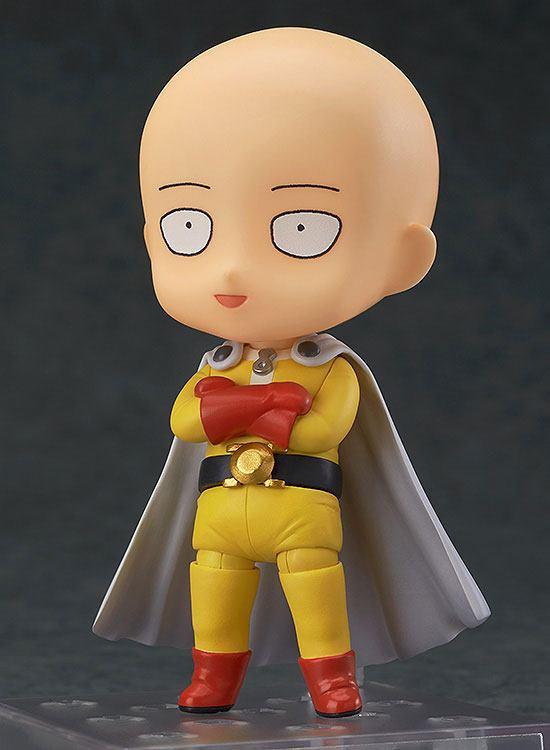 Figurine Nendoroid One Punch Man Saitama 10cm 1001 FIGURINES (3)