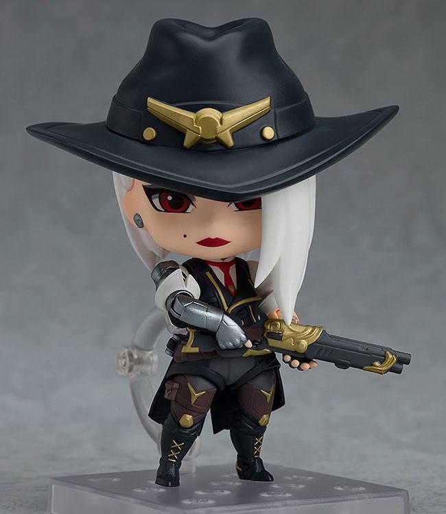 Figurine Nendoroid Overwatch Ashe Classic Skin Edition 10cm 1001 figurines (2)