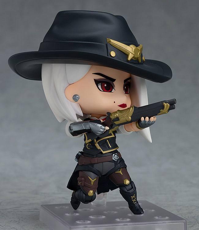 Figurine Nendoroid Overwatch Ashe Classic Skin Edition 10cm 1001 figurines (3)