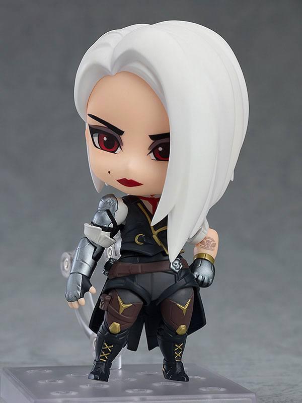 Figurine Nendoroid Overwatch Ashe Classic Skin Edition 10cm 1001 figurines (8)
