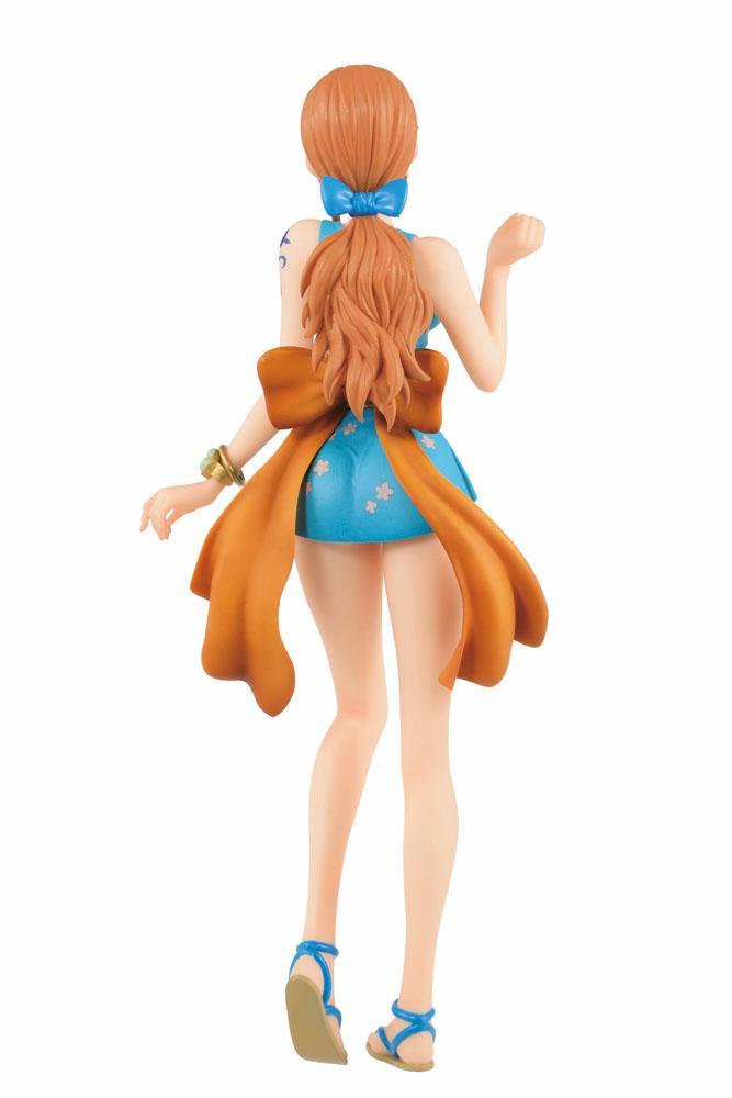 Statuette One Piece Ichibansho Nami Onami 25cm 1001 figurines (3)