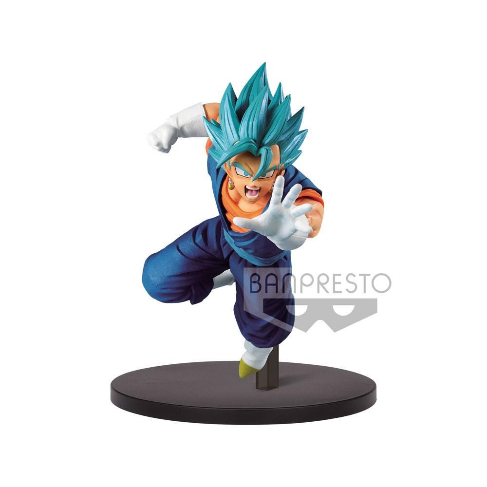 Statuette Dragon Ball Super Chosenshiretsuden Super Saiyan God Super Saiyan Vegito 19cm