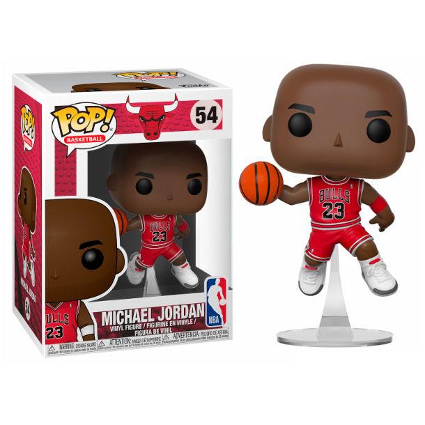 Figurine NBA Funko POP! Michael Jordan Bulls 9cm 1001 figurines