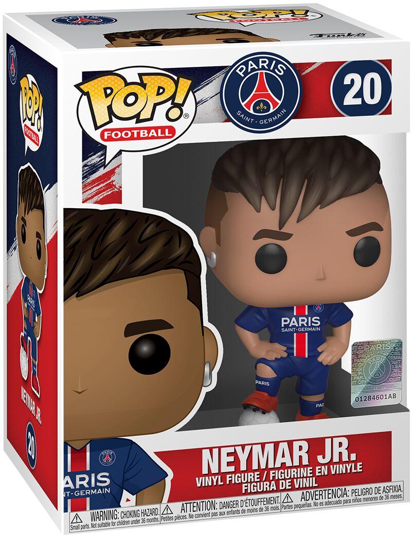 Figurine Football Funko POP! Neymar da Silva Santos Jr. PSG 9cm 1001 figurines 1