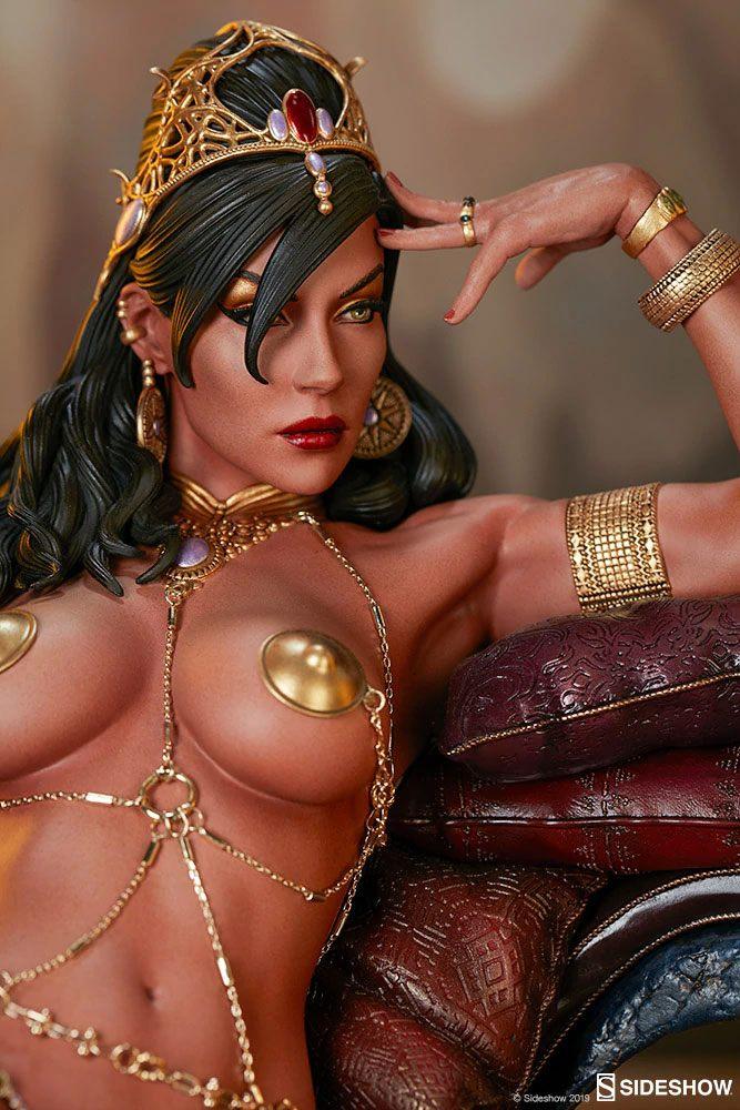 Statuette Dejah Thoris Premium Format 36cm 1001 figurines (9)