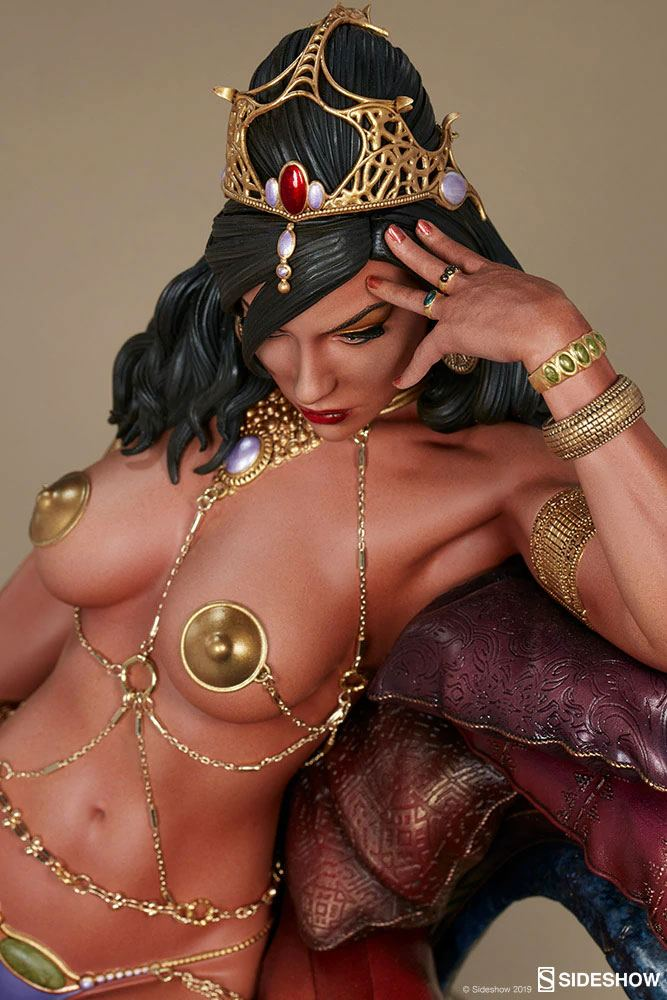 Statuette Dejah Thoris Premium Format 36cm 1001 figurines (15)