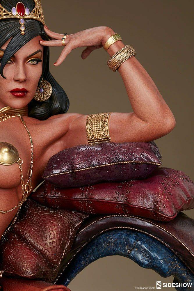 Statuette Dejah Thoris Premium Format 36cm 1001 figurines (14)