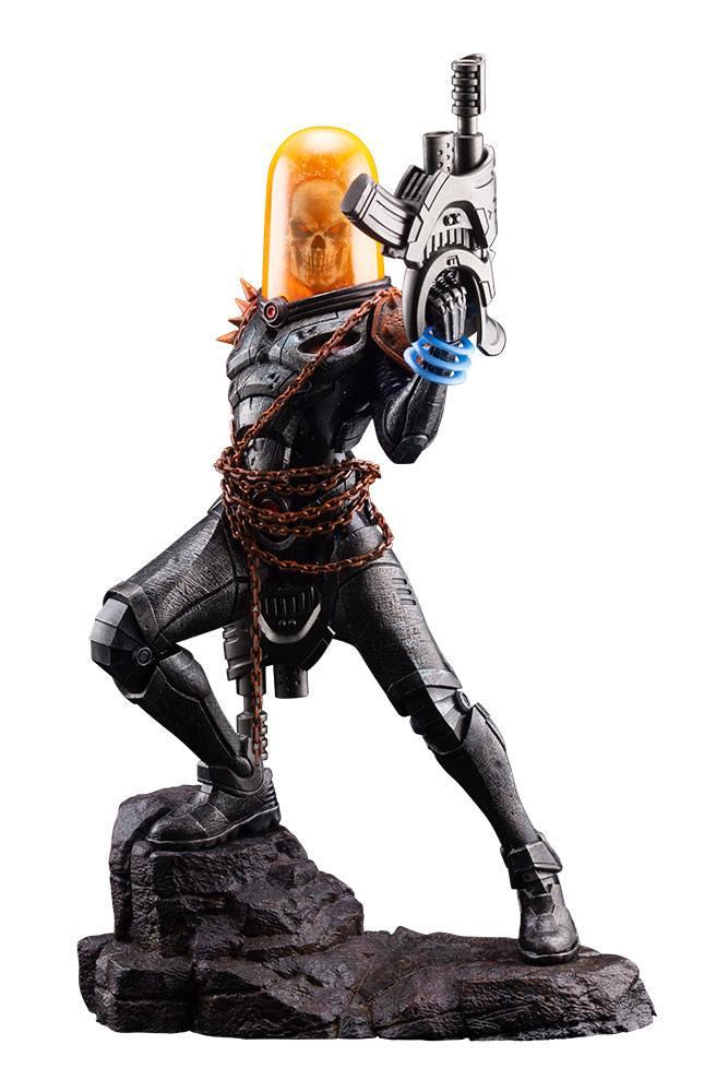 Statuette Marvel Universe ARTFX Premier Cosmic Ghost Rider 22cm 1001 Figurines (1)