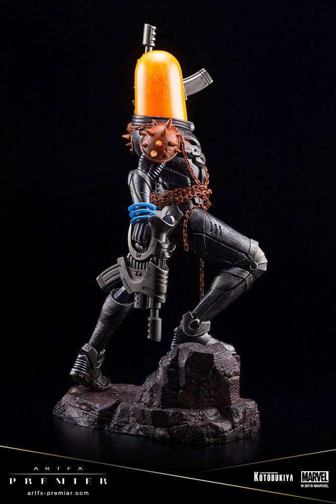 Statuette Marvel Universe ARTFX Premier Cosmic Ghost Rider 22cm 1001 Figurines (7)