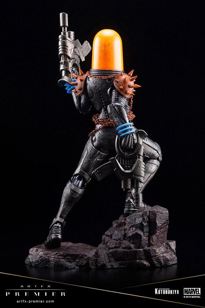 Statuette Marvel Universe ARTFX Premier Cosmic Ghost Rider 22cm 1001 Figurines (8)