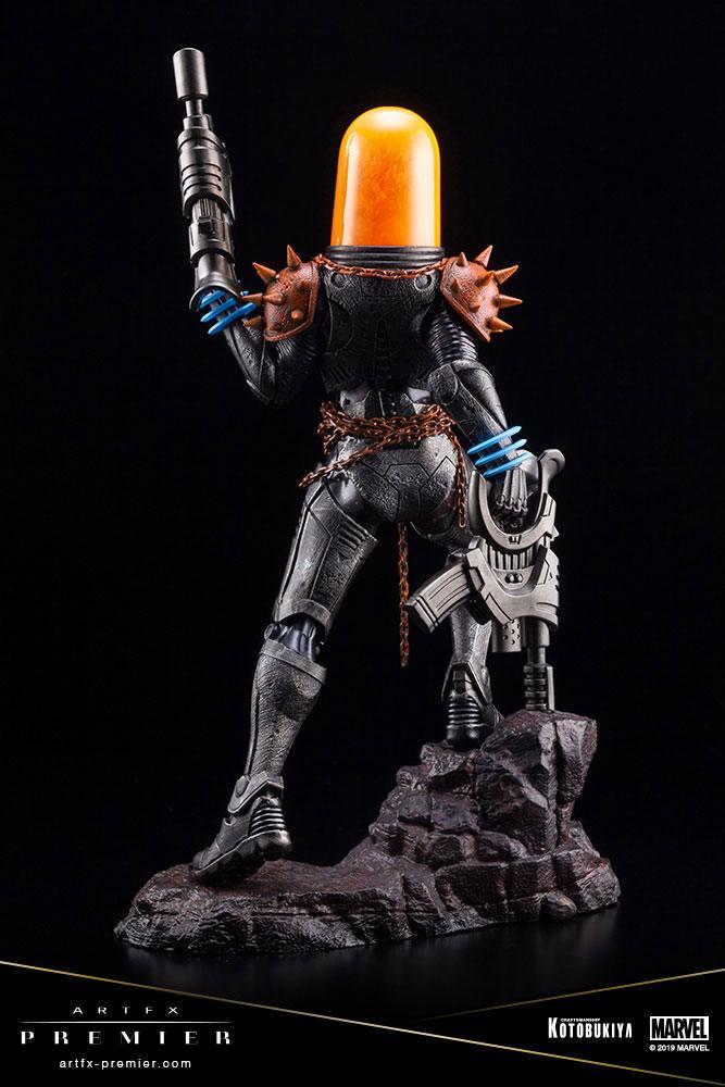 Statuette Marvel Universe ARTFX Premier Cosmic Ghost Rider 22cm 1001 Figurines (9)