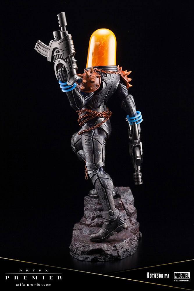 Statuette Marvel Universe ARTFX Premier Cosmic Ghost Rider 22cm 1001 Figurines (10)