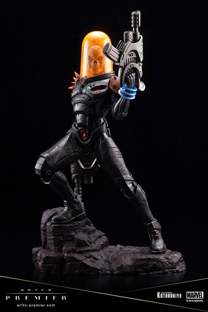 Statuette Marvel Universe ARTFX Premier Cosmic Ghost Rider 22cm 1001 Figurines (15)