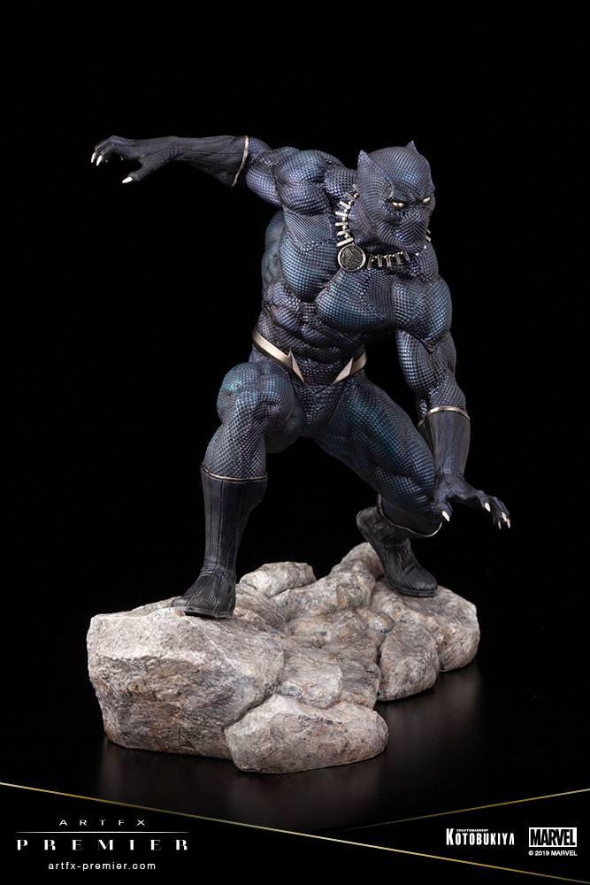 Statuette Marvel Universe ARTFX Premier Black Panther 16cm 1001 figurines (3)