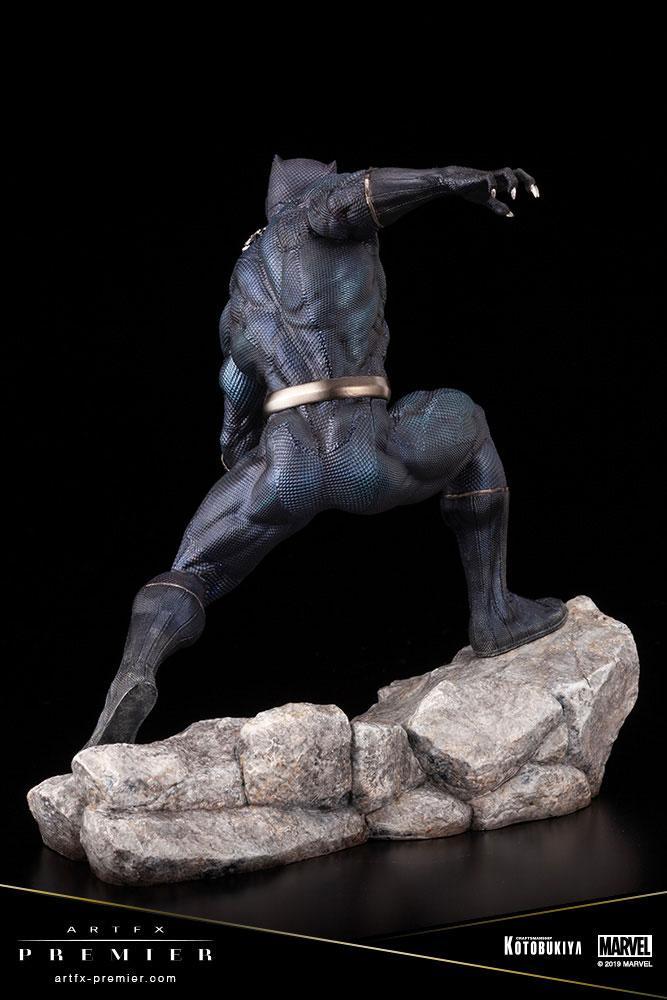 Statuette Marvel Universe ARTFX Premier Black Panther 16cm 1001 figurines (2)