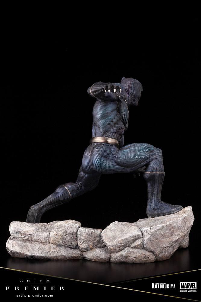 Statuette Marvel Universe ARTFX Premier Black Panther 16cm 1001 figurines (11)