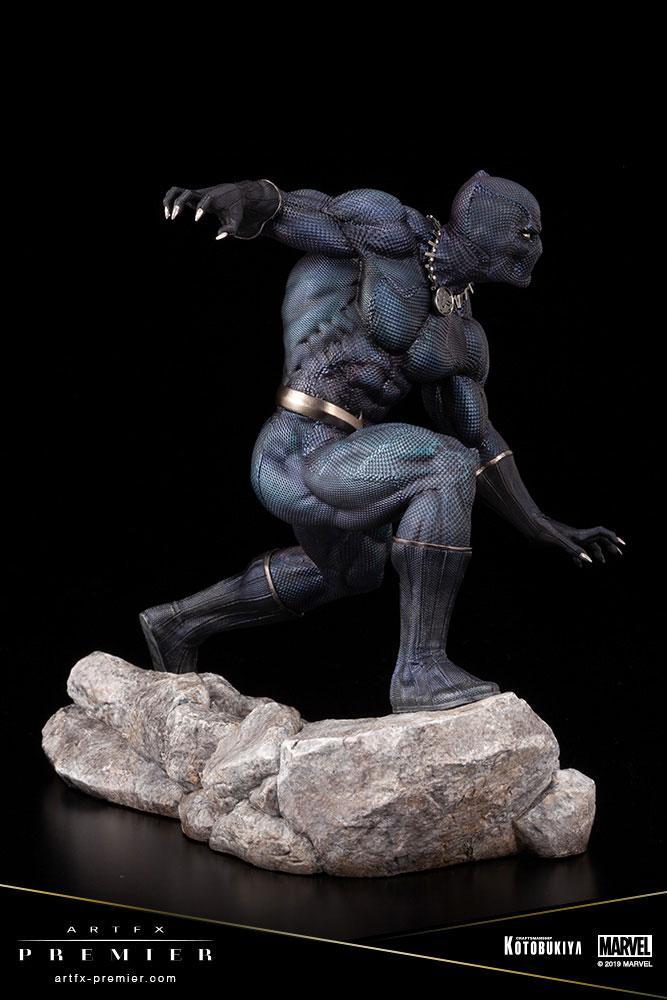 Statuette Marvel Universe ARTFX Premier Black Panther 16cm 1001 figurines (10)