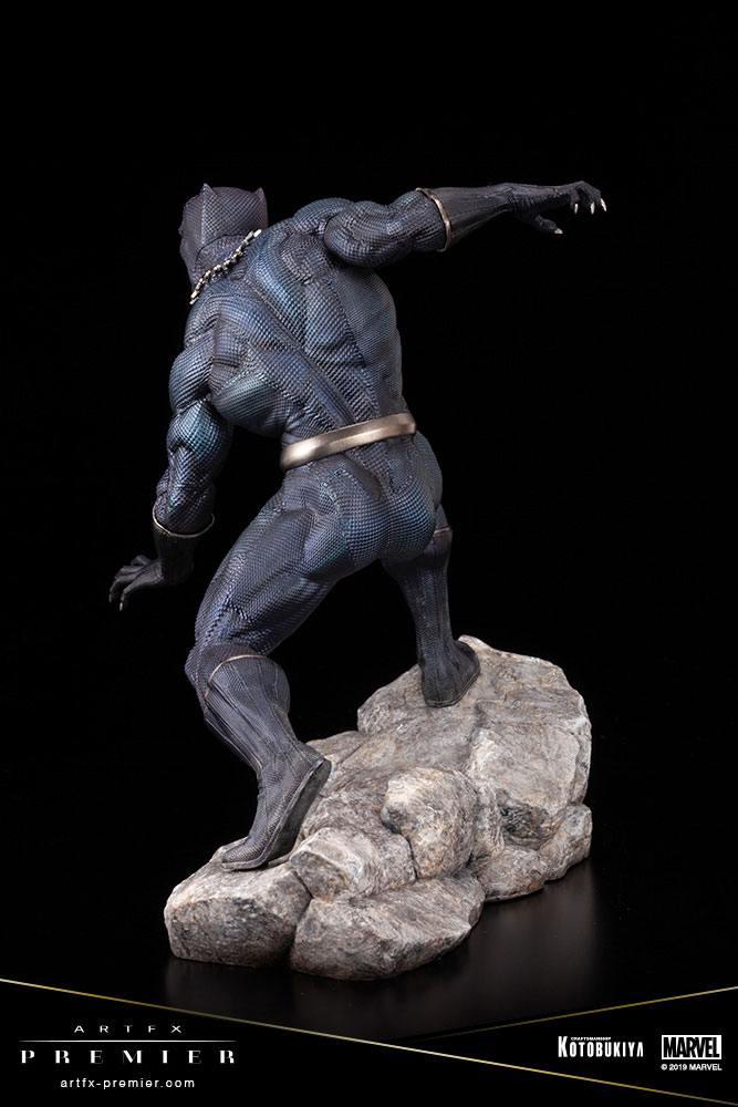Statuette Marvel Universe ARTFX Premier Black Panther 16cm 1001 figurines (12)