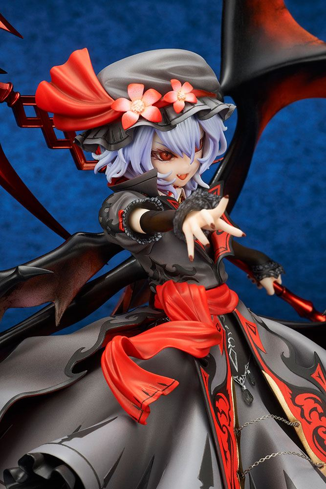 Statuette Touhou Project Remilia Scarlet Extra Color Ver. 18cm 1001 Figurines (3)