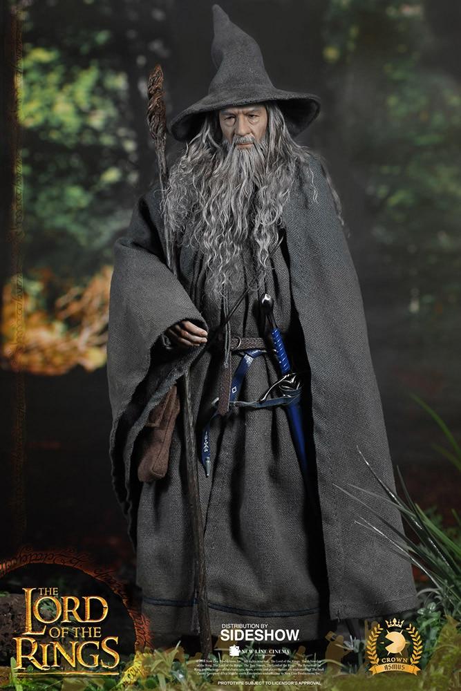 Figurine Le Seigneur des Anneaux Gandalf 32cm 1001 Figurines (1)