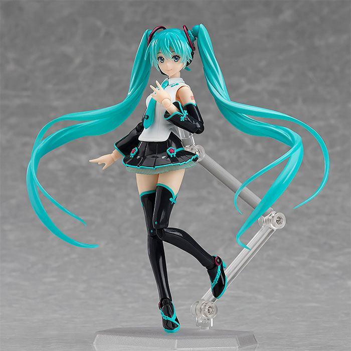 Figurine Figma Character Vocal Series 01 Hatsune Miku V4 Chinese 14cm 1001 Figurines (1)