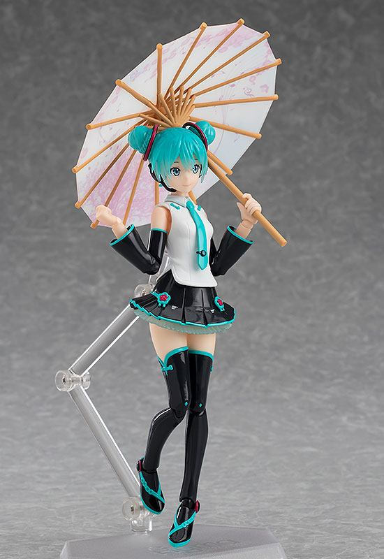 Figurine Figma Character Vocal Series 01 Hatsune Miku V4 Chinese 14cm 1001 Figurines (5)