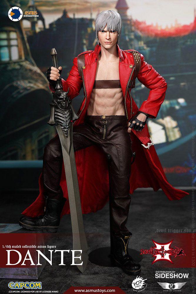 Figurine Devil May Cry 3 Dante 32cm 1001 figurines (1)