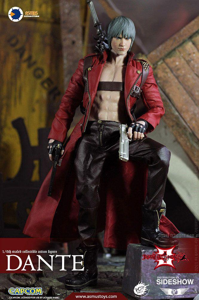 Figurine Devil May Cry 3 Dante 32cm 1001 figurines (2)