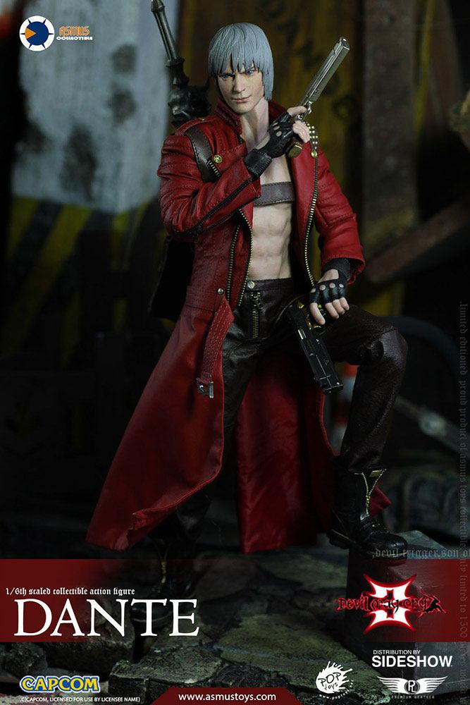 Figurine Devil May Cry 3 Dante 32cm 1001 figurines (5)
