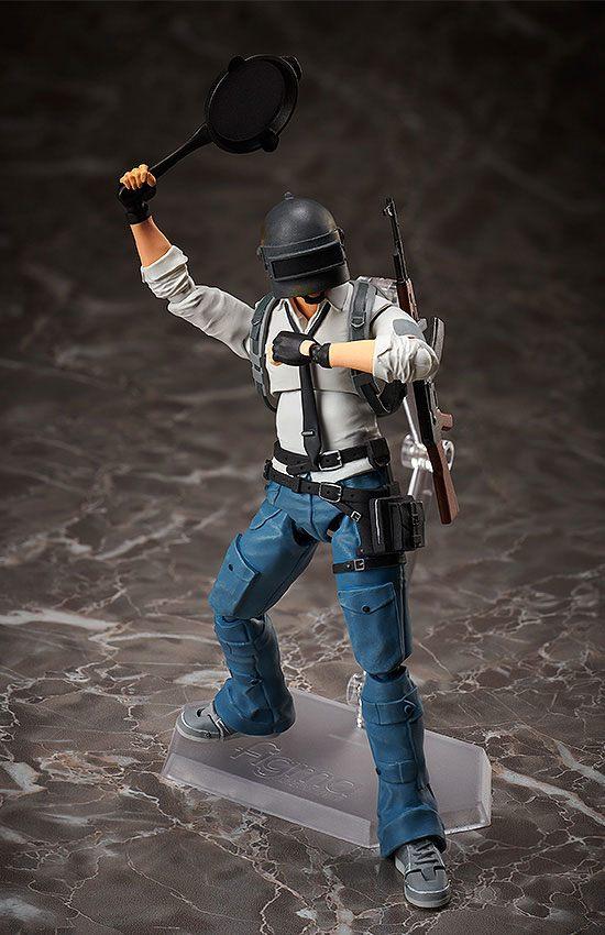 Figurine Figma Playerunknowns Battlegrounds PUBG The Lone Survivor 15cm 1001 Figurines (6)