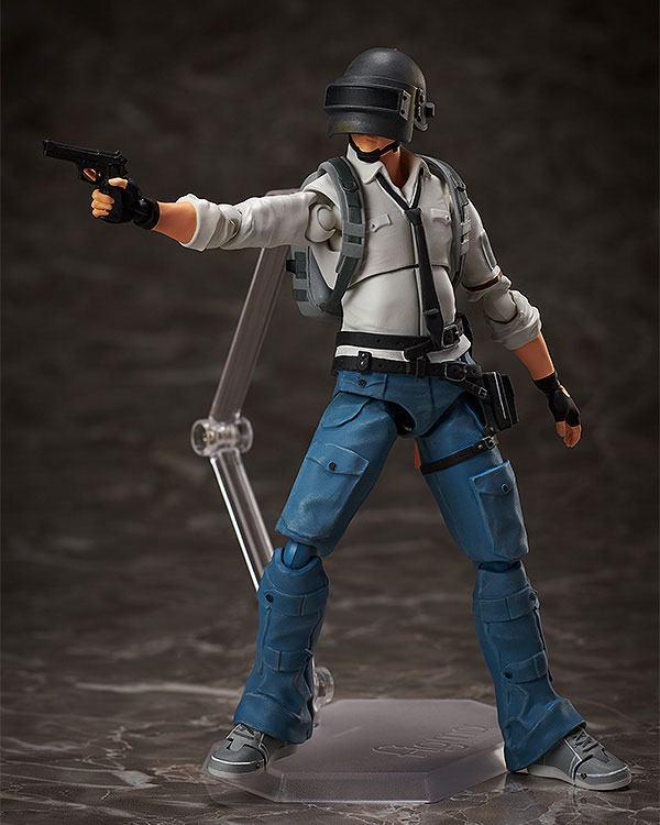 Figurine Figma Playerunknowns Battlegrounds PUBG The Lone Survivor 15cm 1001 Figurines (8)