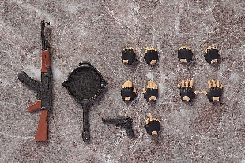 Figurine Figma Playerunknowns Battlegrounds PUBG The Lone Survivor 15cm 1001 Figurines (9)
