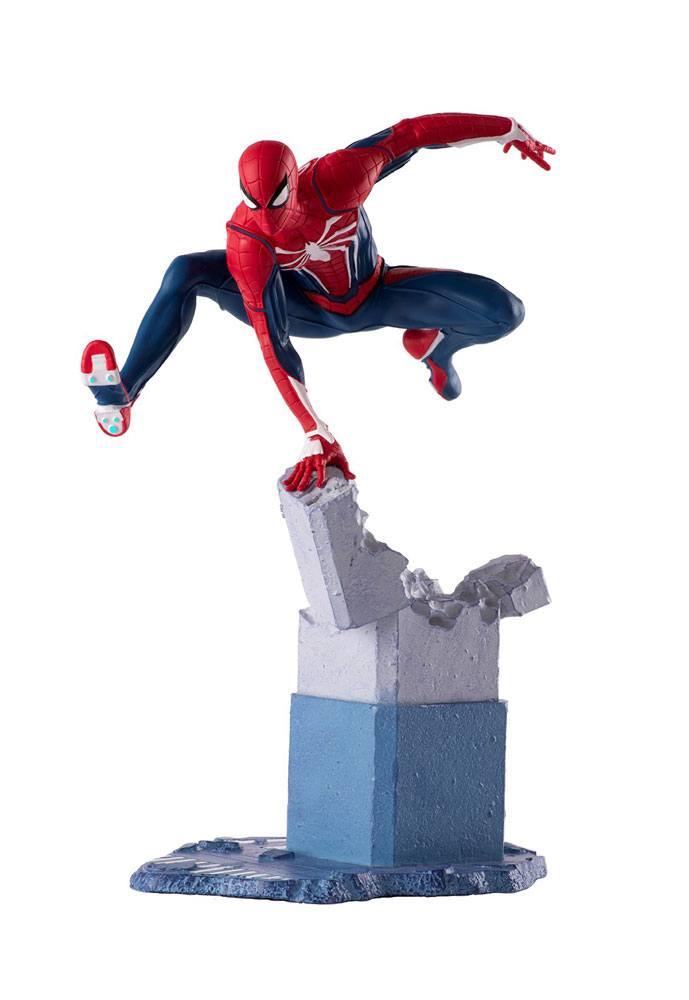 Statuette Marvel Gameverse Spider-Man 17cm 1001 Figurines (1)