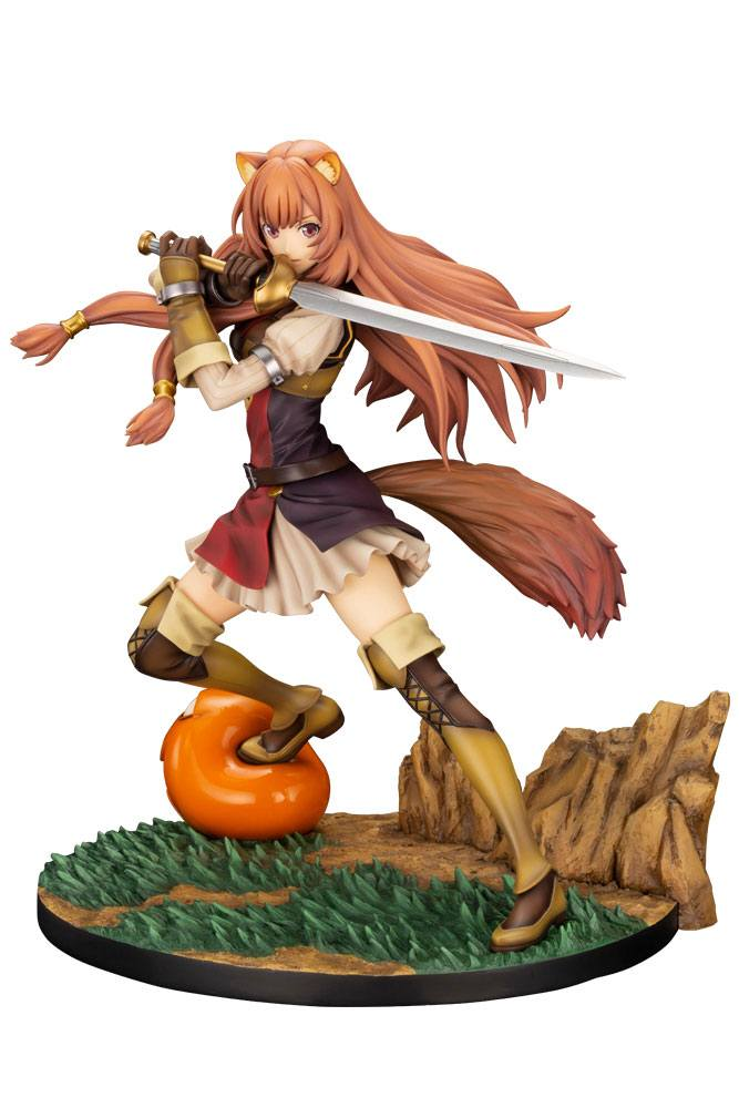 Statuette The Rising of the Shield Hero Raphtalia 24cm 1001 Figurines
