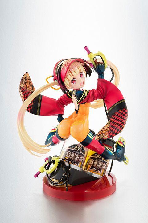 Statuette Death Ball Mituka Kuwamizu 19cm 1001 Figurines (2)