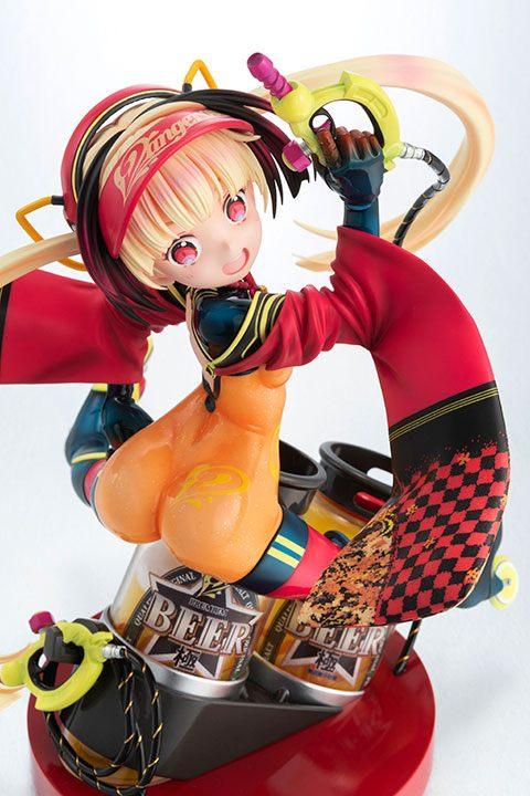 Statuette Death Ball Mituka Kuwamizu 19cm 1001 Figurines (6)