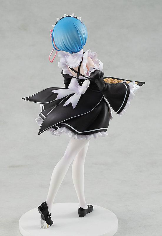 Statuette ReZERO Starting Life in Another World Rem Tea Party Ver. 23cm 1001 figurines (3)