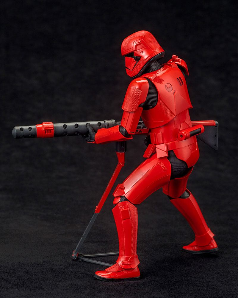 Pack 2 Statuettes Star Wars Episode IX ARTFX+ Sith Troopers 15cm 1001 Figurines (8)