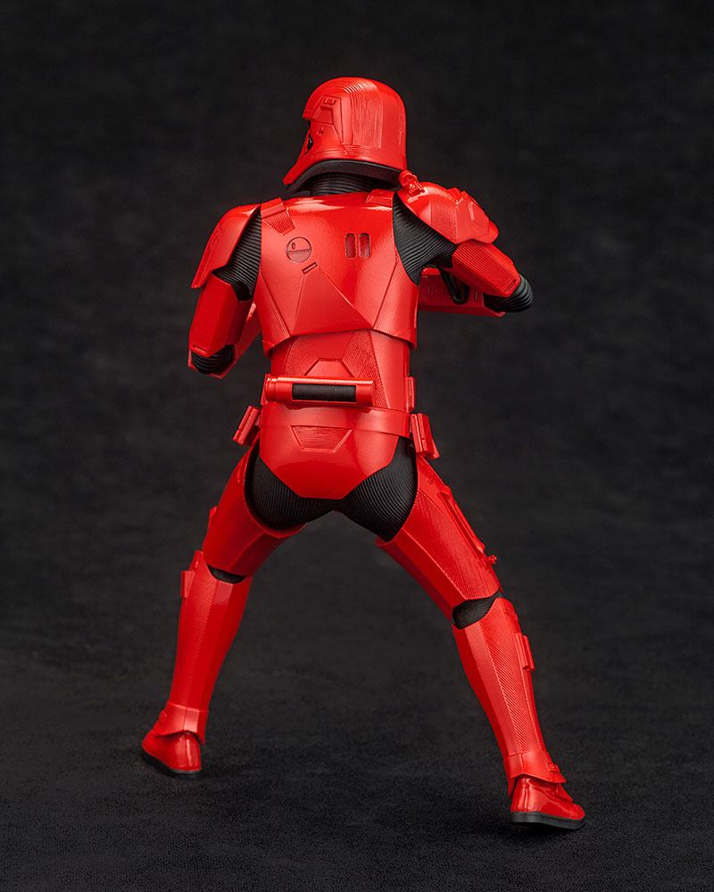 Pack 2 Statuettes Star Wars Episode IX ARTFX+ Sith Troopers 15cm 1001 Figurines (13)