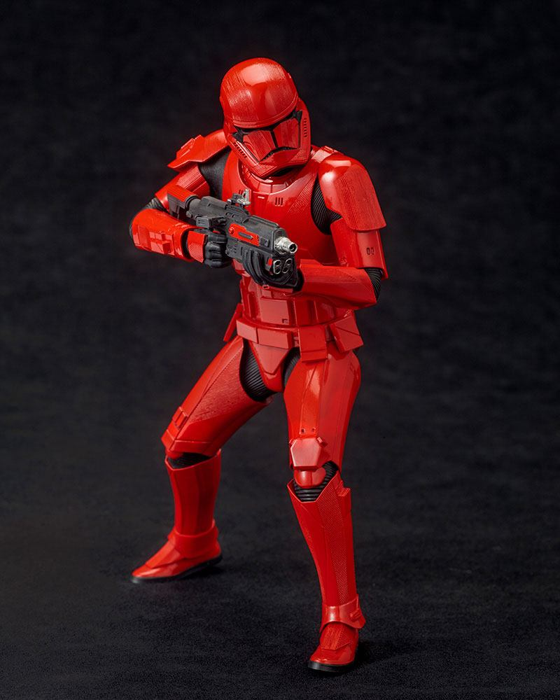 Pack 2 Statuettes Star Wars Episode IX ARTFX+ Sith Troopers 15cm 1001 Figurines (15)