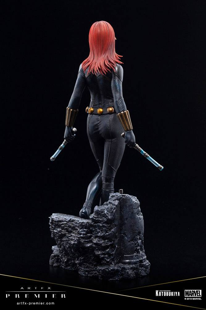 Statuette Marvel Universe ARTFX Premier Black Widow 21cm 1001 Figurines (5)