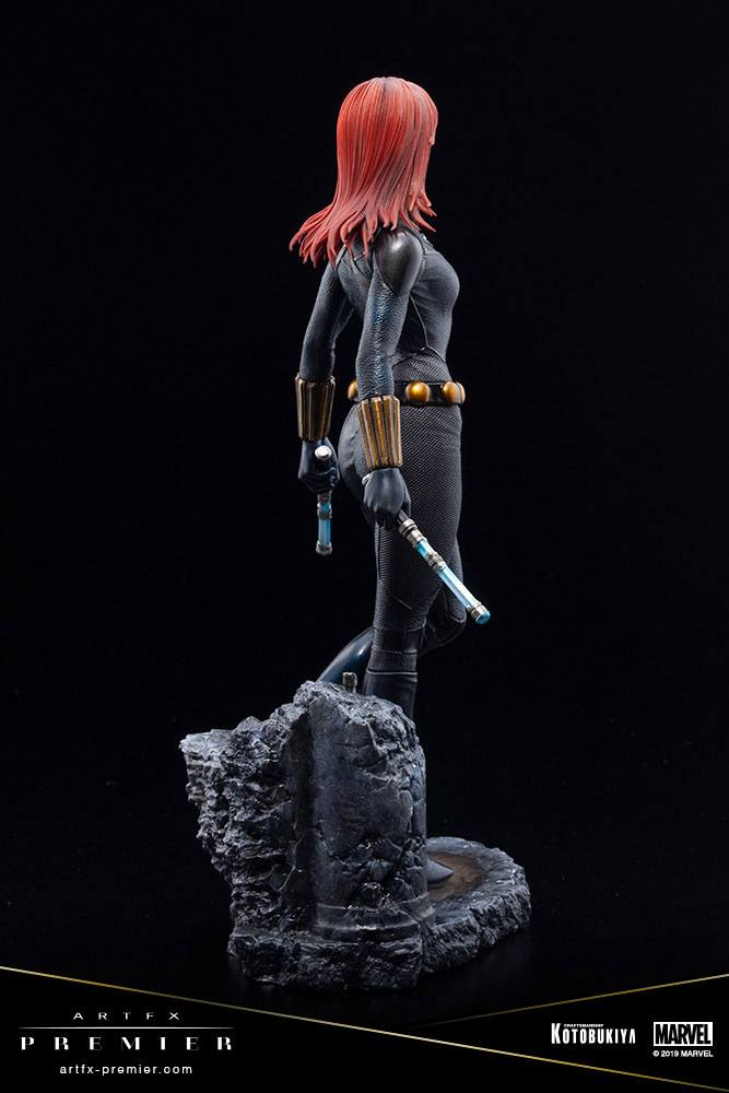 Statuette Marvel Universe ARTFX Premier Black Widow 21cm 1001 Figurines (6)
