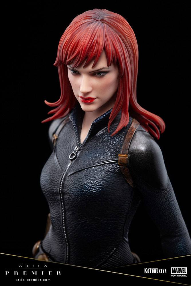 Statuette Marvel Universe ARTFX Premier Black Widow 21cm 1001 Figurines (9)