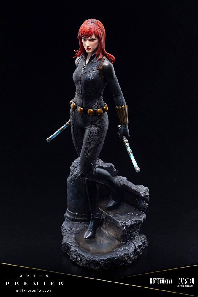 Statuette Marvel Universe ARTFX Premier Black Widow 21cm 1001 Figurines (10)