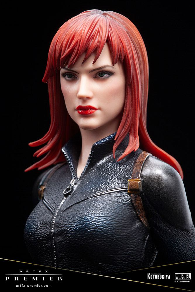 Statuette Marvel Universe ARTFX Premier Black Widow 21cm 1001 Figurines (12)