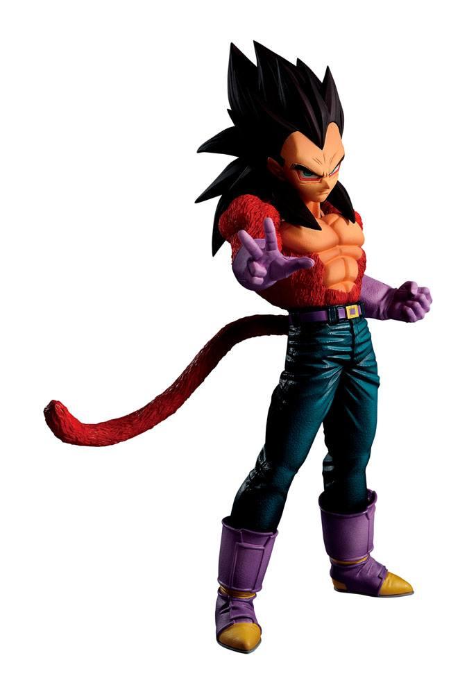 Statuette Dragon Ball Ichibansho Super Saiyan 4 Vegeta 24cm 1001 Figurines